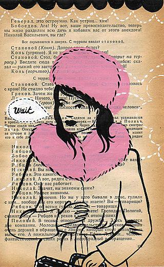 Waitwoman